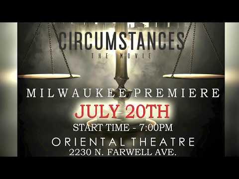 July 20th Milwaukee Premiere