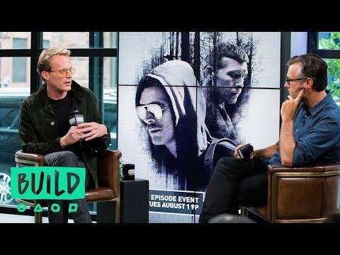 "Paul Bettany Speaks On ""Manhunt: UNABOMBER"""