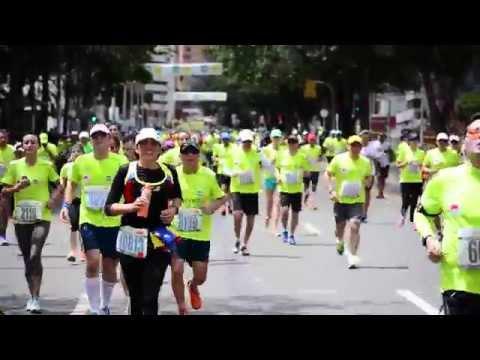 Así se vivió la media maratón de Bogotá 2014
