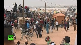 March of Return: Thousands protest in Gaza