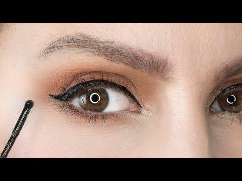 Pizza Kesen Eyeliner   Ürün İnceleme Yeni Mac RollerWheel Eyeliner