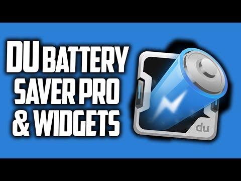 APK Reviews | DU Battery Saver & Widgets v4.7.9.5 PRO