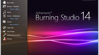 download Ashampoo Burning Studio 14 + crack new version full for free [MEGA]