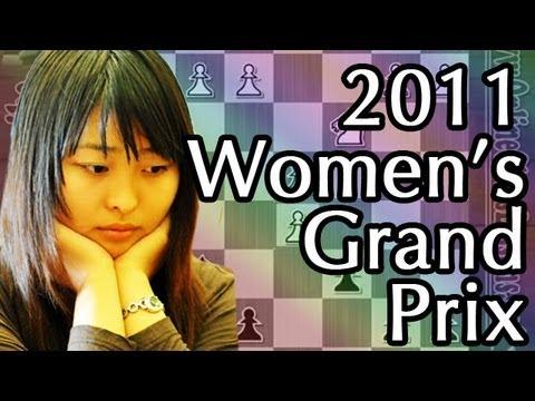 Women's Chess - GM Zhu Chen Vs WGM Ju Wenjun - 2011 Women Grand Prix Shenzhen