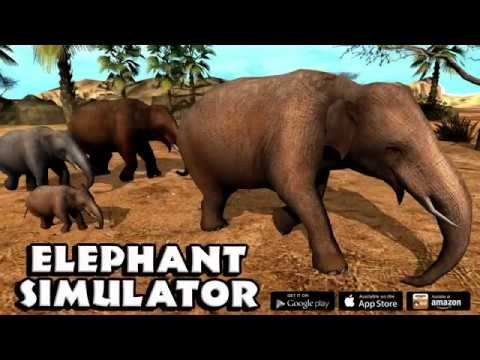 Elephant Simulator: Game Trailer for iOS and Android