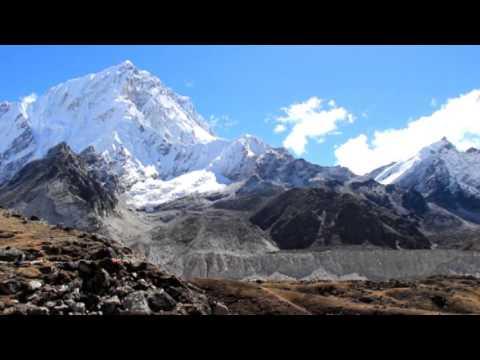 Expedice Himalaya cesta Kala Pattar výhled Mt. Everest