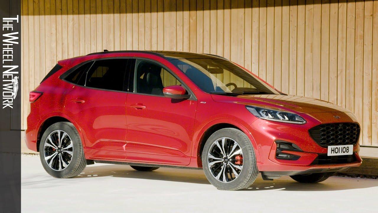 2020 Ford Kuga: Redesign, Specs, Hybrid, Release >> 2020 Ford Kuga Plug In Hybrid St Line Exterior Interior Eu Spec