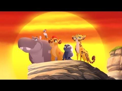 Царь лев мультфильм