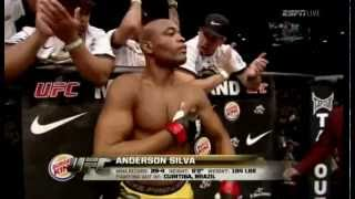 Anderson Silva is a cheater II