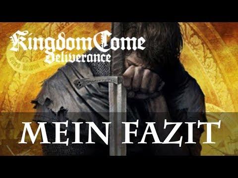 Kingdom Come: Deliverance – Mein Fazit