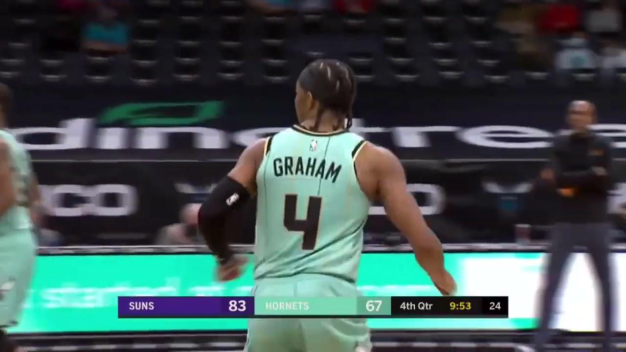 Download Devonte Graham Full Game Highlights | March 28 | Suns vs Hornets