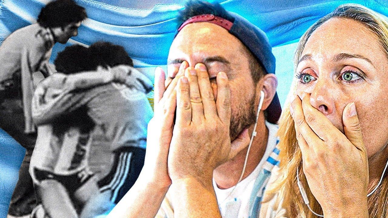 ESPAÑOLES se EMOCIONAN con COMERCIALES ARGENTINOS 🇦🇷 EPICO 🇦🇷