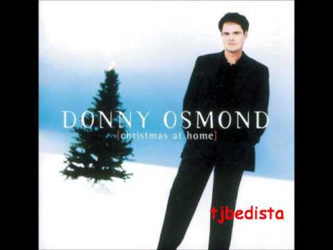 Donny Osmond Christmas At Home Album