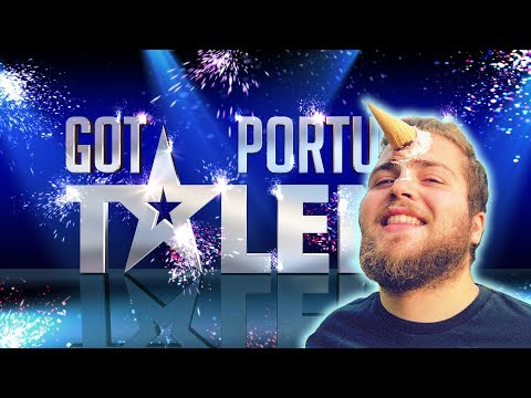 Se o Wuant fosse ao Got Talent Portugal
