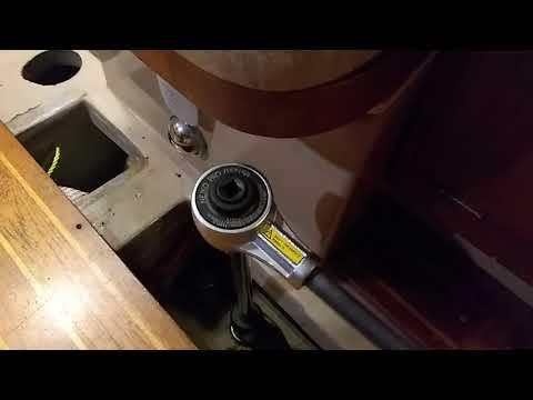 Keel bolt torque