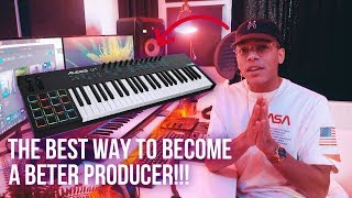 THE BEST WAY TO BECOME A BETTER PRODUCER!!! 🤩🤩🤩 (Melodics Review)