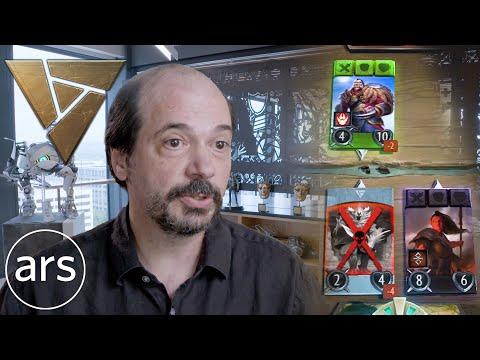 Artifact: Exclusive First Look From Valve | Ars Technica