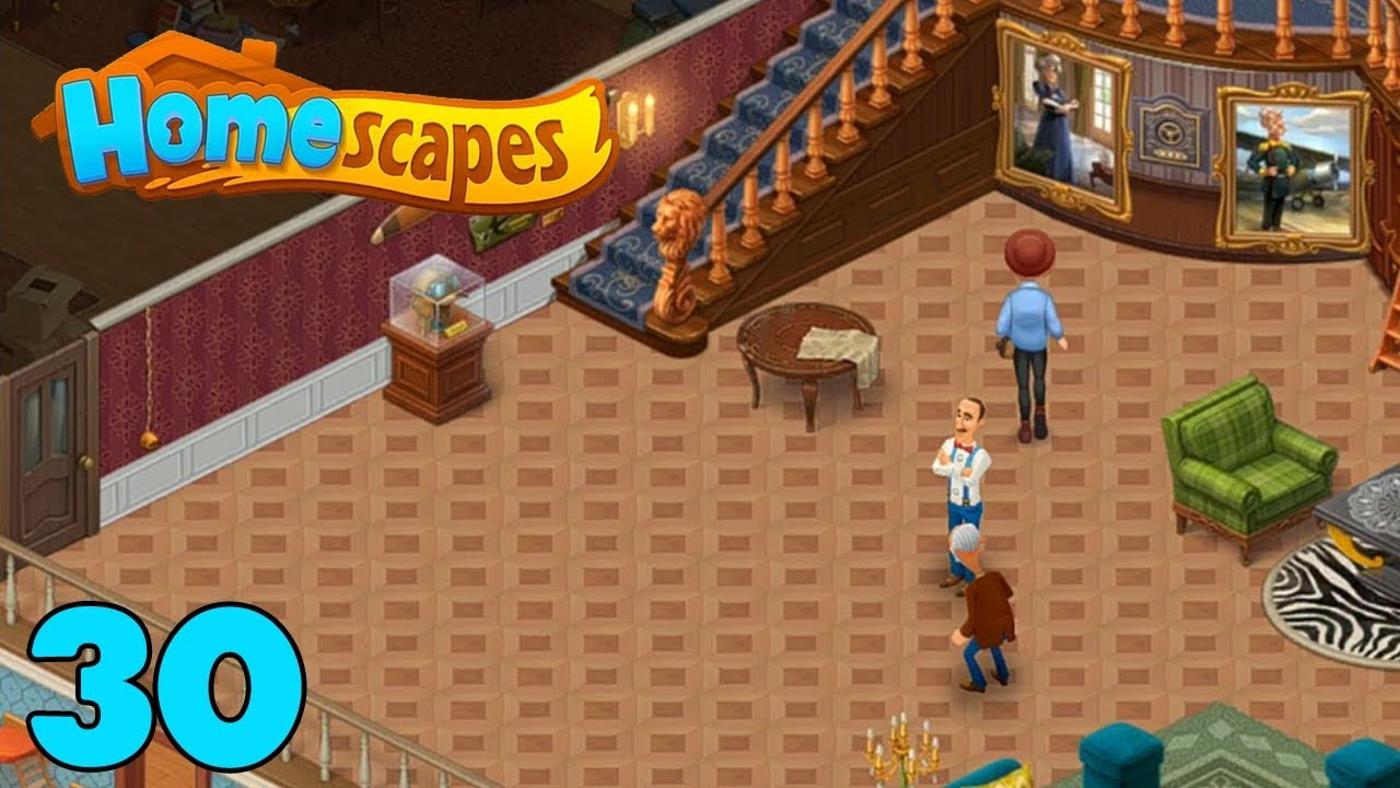 Knitting Story Homescapes : Homescapes story walkthrough part gameplay ios