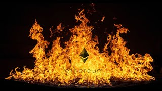 ETHEREUM is on fire!