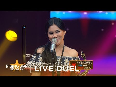 """Agnes Indah """"Sway"""" 
