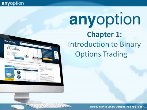 Introduction to Binary Options Trading « 72option