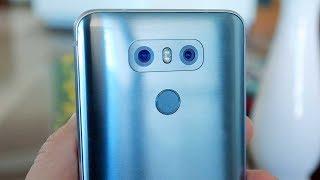 O LG G6 está à altura da concorrência? O que achei