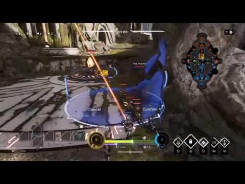 Paragon Ps4 - Gameplay