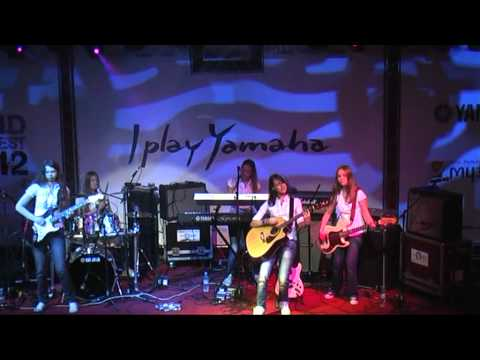 Yamaha Band Contest 2012 - Odnoklassniki