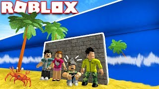 WATCH OUT for the HUGE WAVE of ROBLOX DISASTER SURVIVAL