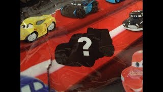 Opening Up 4 Disney Cars Mini Racers Packs