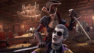 Assassin's Creed 4: Black Flag (Чёрный флаг) — Особенности мультиплеера | ТРЕЙЛЕР