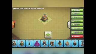 Melhores Layout para cv8 (FARM/PUSH)-Clash of Clans