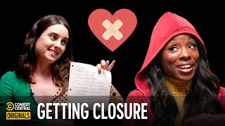 Laughing About the End of a S****y Friendship (ft. Mary Beth Barone) - Getting Closure