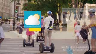 Weather App 2019 Free Weather Forecast Widget Promo