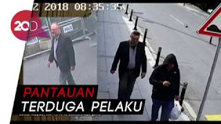 Rekaman Sebelum dan Sesudah Khashoggi Lenyap