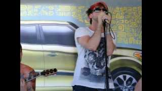 All Time Low -  Dear Maria, Count Me In (Acoustic) Warped Tour 2012