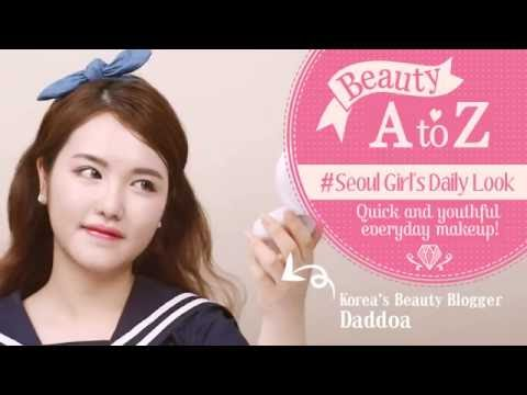 [Beauty A to Z] Seoul Girl's Daily Look