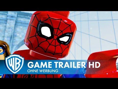 LEGO Marvel Super Heroes 2 – Launch Trailer Deutsch HD German (2017)