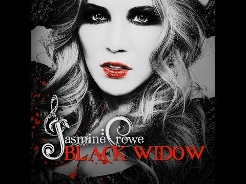 JASMINE CROWE - BLACK WIDOW (Lyric Video)