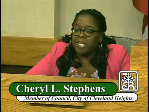 Cleveland Heights City Council 10 07 2013