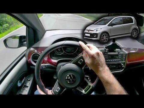 POV: 2020 Volkswagen Up! GTI