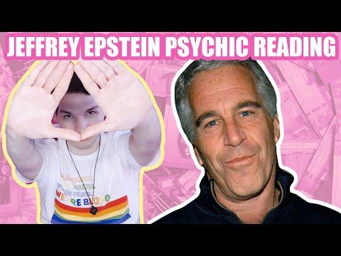 Jeffrey Epstein Psychic Reading