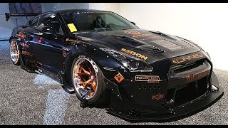 🏎️BEST OF GODZILLA//NISSAN GTR R35
