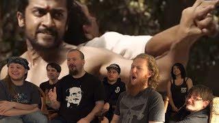 RAKTA CHARITRA 2 Prison Fight Scene Reaction and Discussion (w/ Jarrod Alonge)
