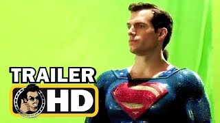 JUSTICE LEAGUE (2017) Superman & Batman Test Footage Trailer |FULL HD| DC Superhero Movie