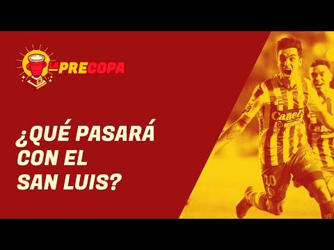 Atlético San Luis en la Liga MX | La Precopa S2 Ep. 10