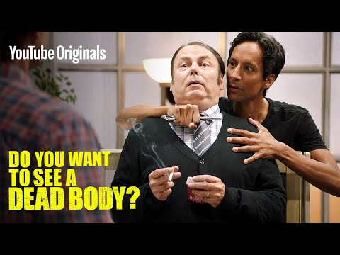 A Body and an ExCon with Danny Pudi  Do You Want to See a Dead Body? Ep 11