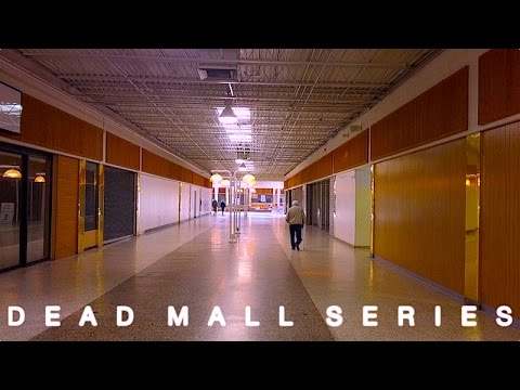DEAD MALL SERIES : Rehoboth Mall : Most Depressing Dead Mall On Earth?