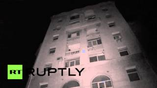 Russia: Blackout in Sevastopol after transmission towers in Ukraine blown up
