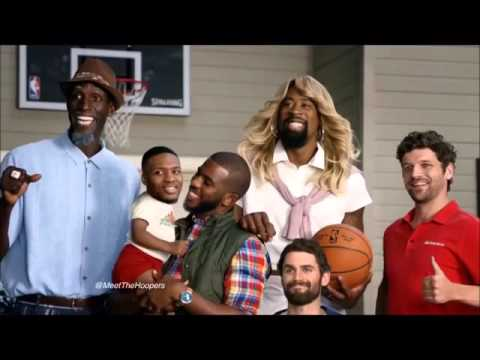 Thumbnail: State Farm Commercial - Meet The Hoopers! (The Hoopers)